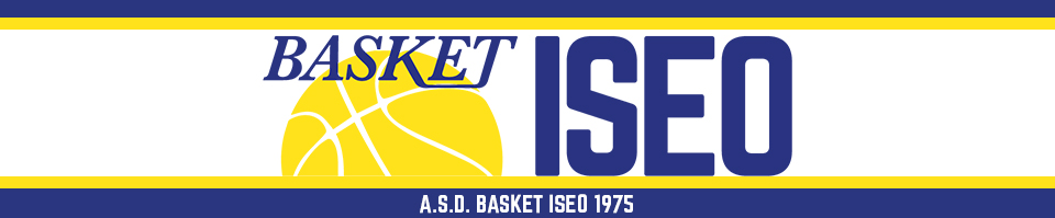 Basket Iseo - Login Site